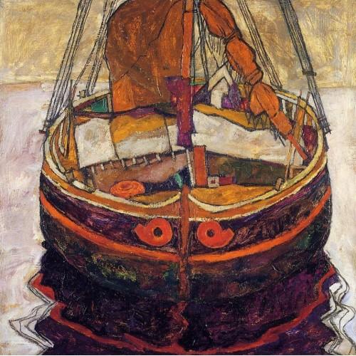 Trieste Fishing Boat