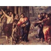 Christ Healing the Blind 1