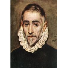 Portrait of an Elder Nobleman