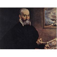 Portrait of Giulio Clovio