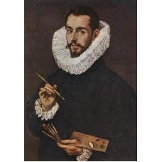 Portrait of the Artist's Son Jorge Manuel