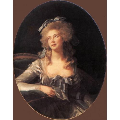 Portrait of Madame Grand