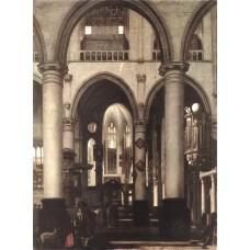 Interior of a Church 1