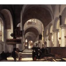 Interior of a Church 3