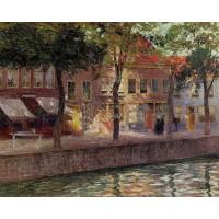 Canal in Zeeland