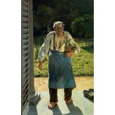 The Old Gardener