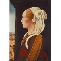 Portrait of Ginevra Bentivoglio