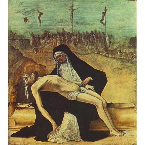 Predella of Stories of Christ 2