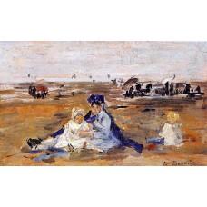 A Nanny on the Beach