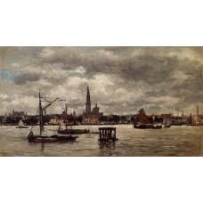 Anvers the Scheldt