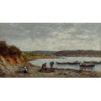 Brest Fishing Boats