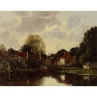 Canal near Dordrecht