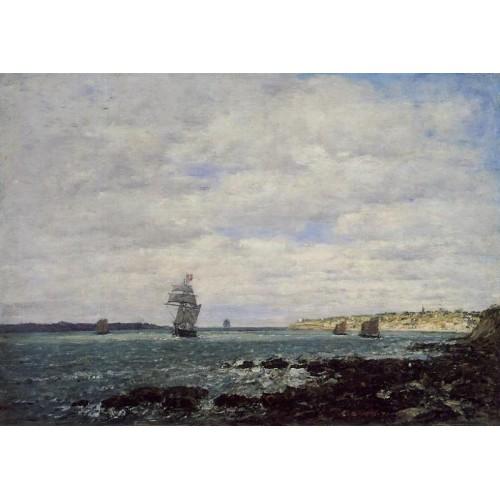 Coast of Brittany