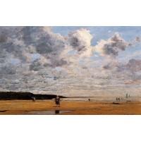 Deauville Low Tide 2