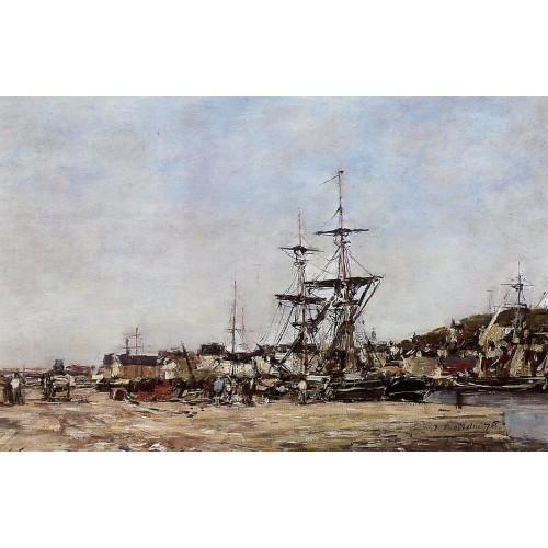 Deauville the Docks