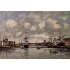 Dunkirk the Hollandaise Basin