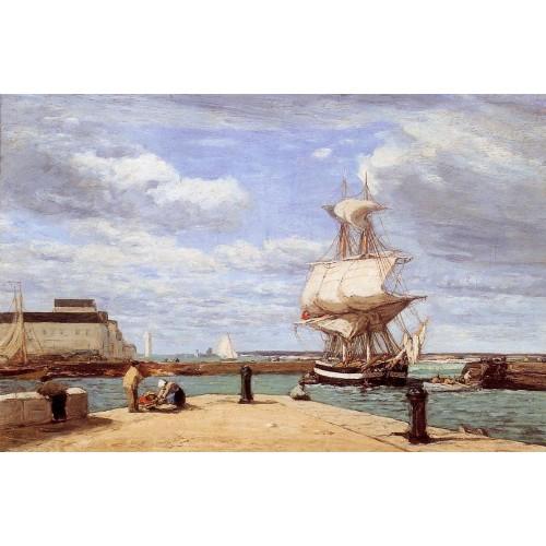 Honfleur the Port 1