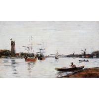La Meuse at Dordrecht