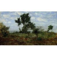 Landscape near Honfleur 3
