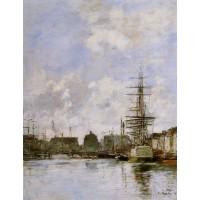 Le Havre Commerce Basin