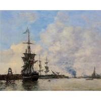 Le Havre L'Avant Port 1