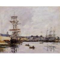 Le Havre the Casimir Delavigne Basin