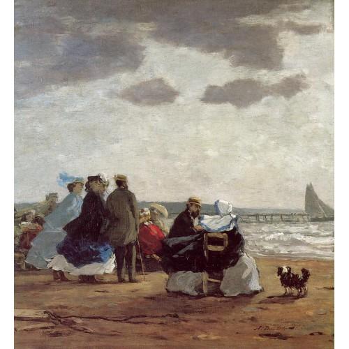 On the Beach Dieppe