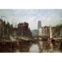 Rotterdam Le Pont de Bourse