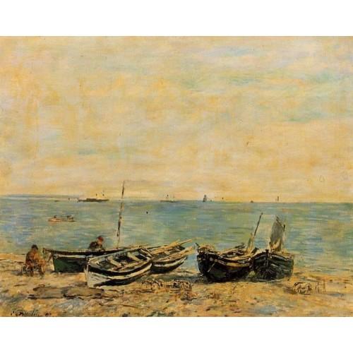 Sainte Adresse the Shore