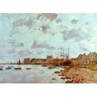 The Port at Saint Vaast la Houghe