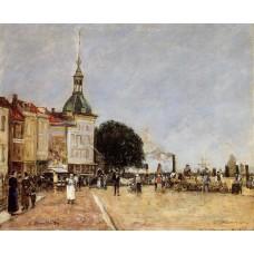 The Town of Dordrecht