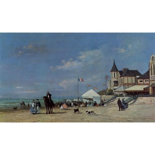 The Trouville Beach