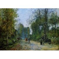 Trouville Le Chemin de la Corderie