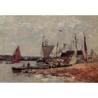 Trouville the Port 1