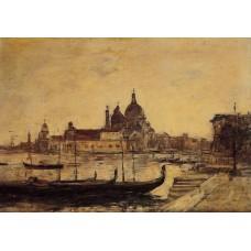Venice Le Mole et la Salute