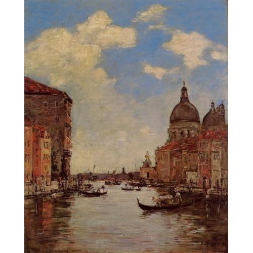 Venice the Canal de la Gandara