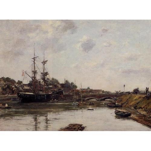 View of La Touques