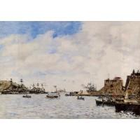 Villefranche the Harbor