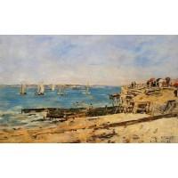 Villerville the Shore