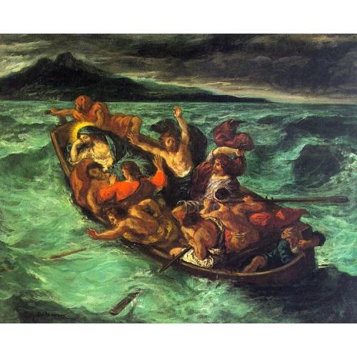 Christ on the Lake of Gennesaret