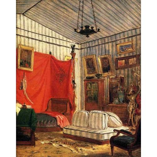 Count de Mornay's Apartment
