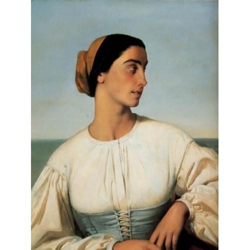 Woman from St Jean de Luz