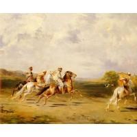 Arab Horsemen