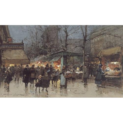 The Grands Boulevards Paris