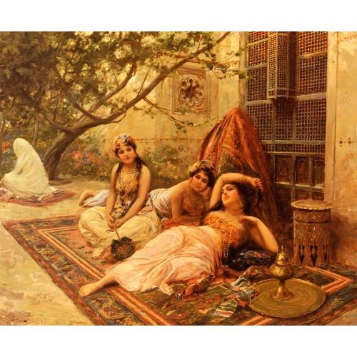 Girls of the Harem