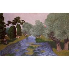 Landscape at Arques la Bataille