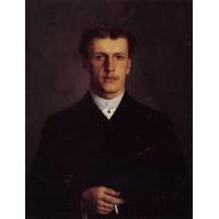 Paul Vallotton the Artist's Brother
