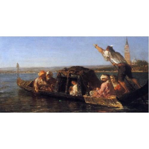 On the Venetian Lagoon