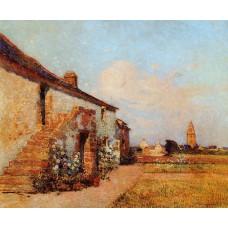 Bourg de Batz Brittany