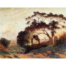 Landscape Hills of Guerande